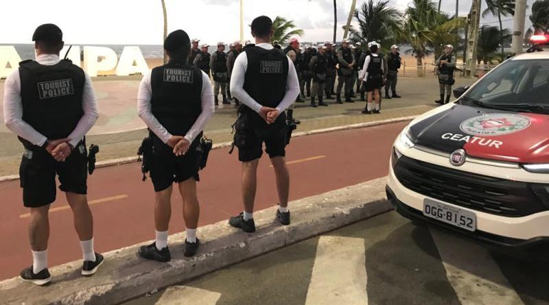 ceatur - AVANÇO NA SEGURANÇA: roubos na orla de João Pessoa têm redução de 41% em janeiro, diz pesquisa