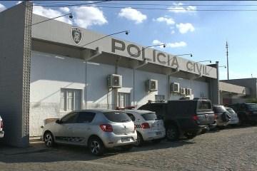 central de policia civil campina grande 1 - Preso suspeito de cometer assalto se passando por policial federal