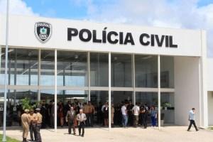central de policia2 foto walla santos 300x200 - Foragido da Justiça é preso pela PRF após dar nome falso durante abordagem, em Santa Rita