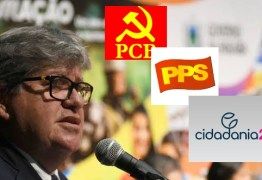 DE CASA NOVA: Novo partido de João Azevedo 'nasceu' comunista, mas agora é considerado 'amigo da direita' – ENTENDA O CIDADANIA