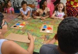 Prefeitura de João Pessoa inicia colônia de férias para mais de 14 mil crianças da rede municipal