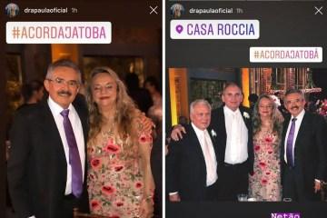 dra paula e neto lacerda pronta - Deputados estaduais de Cajazeiras miram sucessão municipal de São José de Piranhas