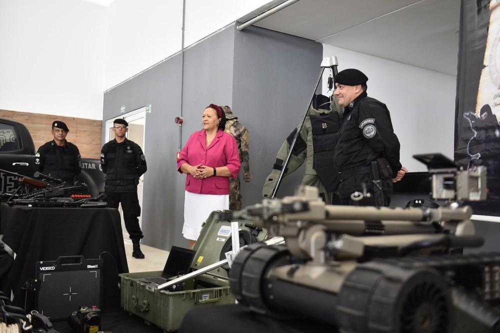 elisa elsie - Governadora do RN anuncia concurso público para Polícia Civil em 2020 - VEJA VÍDEO