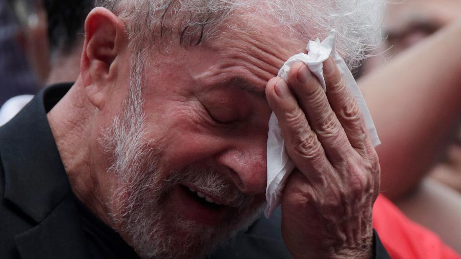 """ex presidente luiz inacio lula da silva em sao bernardo do campo 1575987754049 v2 900x506 - CRÍTICAS À POLÍTICA ECONÔMICA: Lula vê """"sociedade obrigada a achar maravilhoso entregar pizza de Uber"""""""