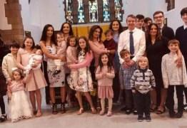 Mulher de 44 anos está grávida do 22º filho