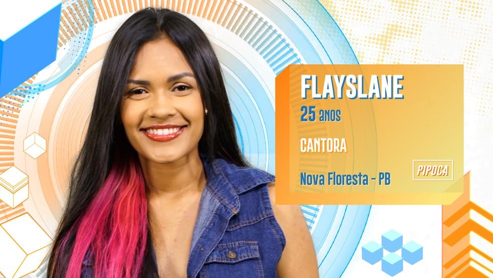 flayslane bbb 20 - Paraibana de Nova Floresta é confirmada dentre nomes anunciados para o BBB20