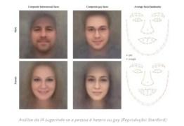 Inteligência artificial diz se você é gay analisando uma foto de seu rosto