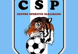 Confira time base do CSP para estrear no Paraibano 2020