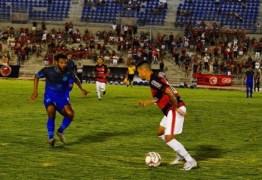 CAMPEONATO PARAIBANO: Campinense vence Sport Lagoa Seca e marca primeiros pontos para o Grupo B