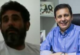 Ruy Dantas rebate delação de Ivan Burity de que teria custeado avião da propina – VEJA VÍDEO