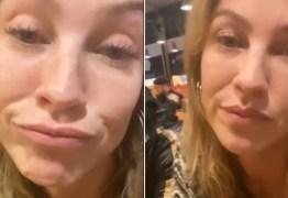Luana Piovani é furtada em Portugal: 'Perdi meu vestidinho de couro'
