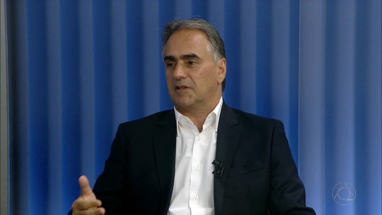 lucelio cartaxo entrevista jpb 1 edicao - Cartaxo garante que o PV terá nome competitivo para disputar PMJP em 2020