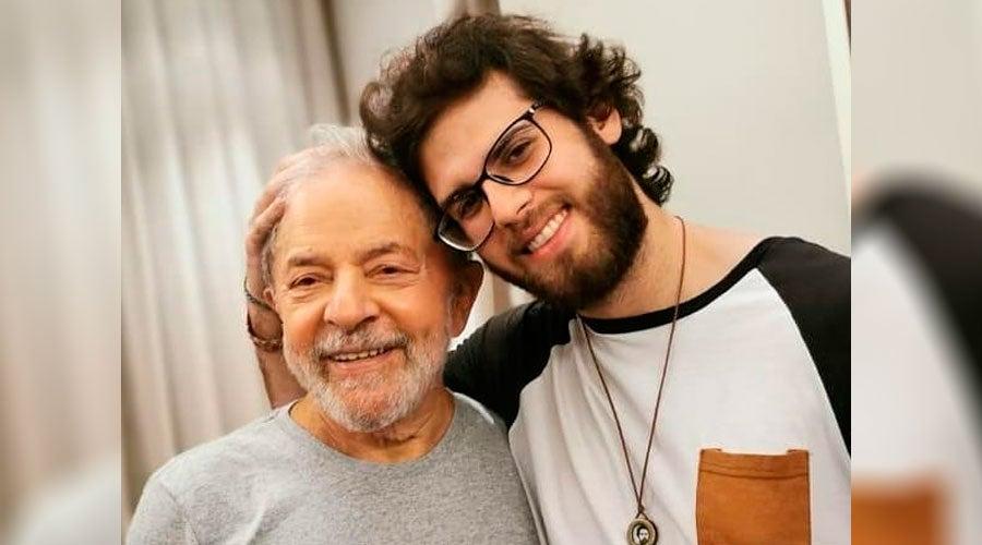 lula thiago neto - Neto de Lula teria descartado concorrer às eleições neste ano, diz jornalista da Globo