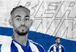 Paraibano Matheus Cunha, titular da Seleção Sub-23, é contratado pelo Hertha Berlim