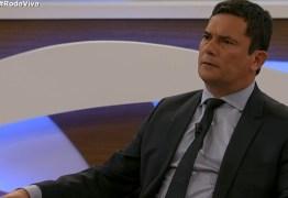"""No Roda Viva: Moro diz que não """"manipulou nada"""" e que Gilmar Mendes deve assumir suas responsabilidades"""