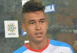 Corinthians anuncia a contratação do colombiano Victor Cantillo