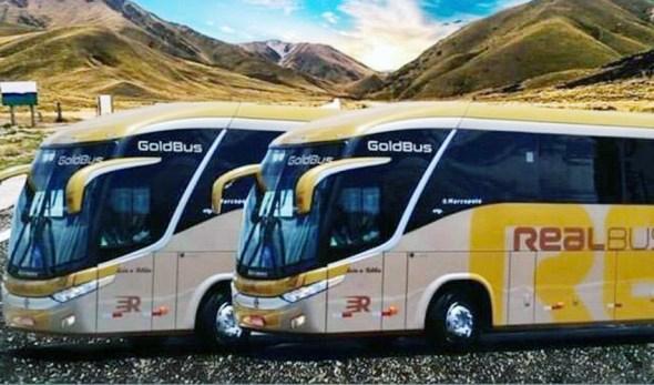 onibus 3 - APEP oferece ônibus para pastores na abertura da Consciência Cristã em Campia Grande