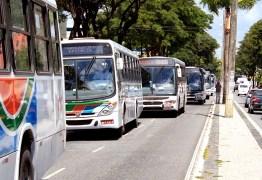 Sintur reforça higienização dos ônibus para combater coronavírus na Capital