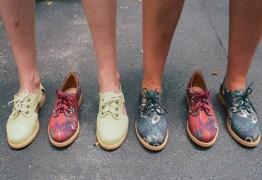 Como peças de brechó, garrafas PET e resíduos viram sapatos de R$ 300