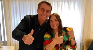 regina duarte defende homofobia de bolsonaro 300x162 - Em Brasília, Regina Duarte adia decisão e diz que noivado com Governo ainda não é casamento