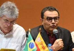 PSB nacional convoca reunião e futuro de Ricardo Coutinho na sigla já tem data para ser definido