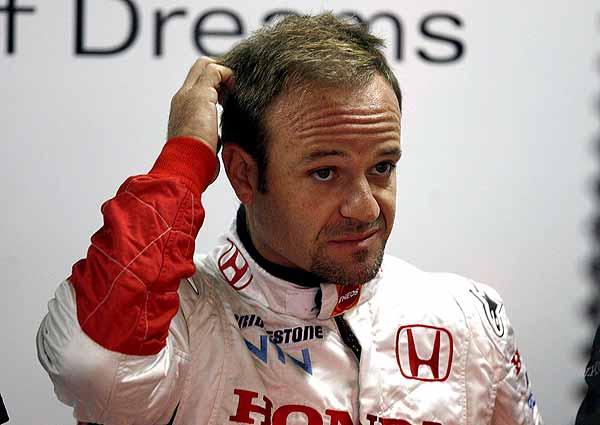 rubinho - Alvo de memes, Rubens Barrichello diz que brasileiro não sabe brincar