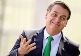 """""""Se usar ministério para eleição é cartão vermelho"""", diz Bolsonaro"""
