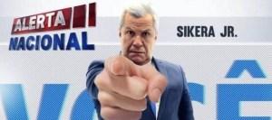 """sikeraredetv 300x133 - Sikera Jr. atinge 111 mil domicílios sintonizado em São Paulo no dia que ele chamou o """"Alerta Nacional de merda""""  - VEJA NÚMEROS DO IBOPE"""