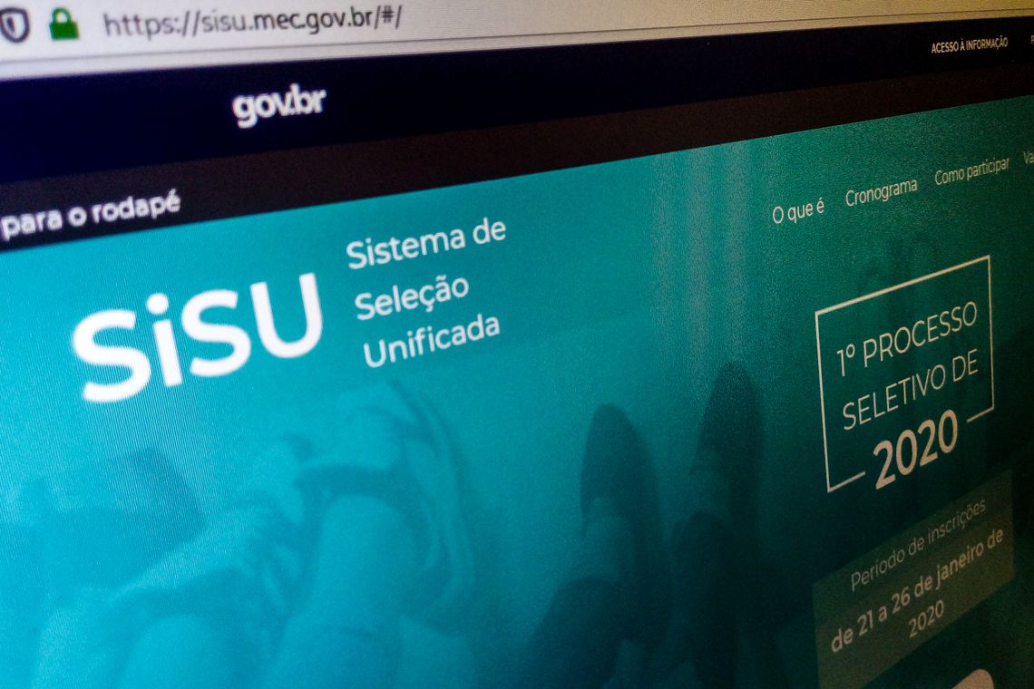 sisu 240120 abr 5824 - Paraíba tem quase 5 mil vagas ofertadas para o Sisu 2020.2
