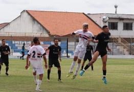 Treze vence jogo-treino no PV visando o Paraibano 2020
