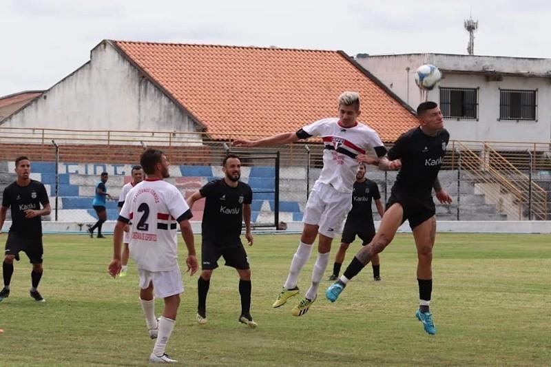 treze1 - Treze vence jogo-treino no PV visando o Paraibano 2020