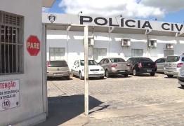 Mulher grávida é presa suspeita de agredir o marido, em Campina Grande