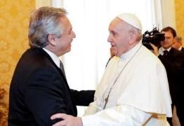 Presidente da Argentina confirma que Lula e Papa Francisco se encontrarão no futuro