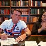 20200228073333467761o - Em live, Bolsonaro pede serenidade e afirma que respeita os Poderes - VEJA VÍDEO