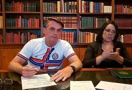 Em live, Bolsonaro pede serenidade e afirma que respeita os Poderes – VEJA VÍDEO