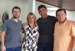 Deputados João e Edna Henrique declaram apoio a pré-candidatura de vice prefeito de Alagoa Grande