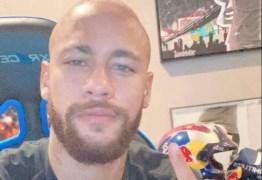 Neymar abandona cabelo rosa e aposta em novo visual