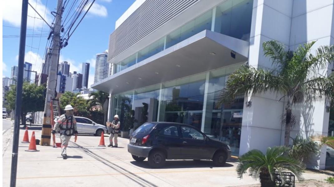 Capturar 21 - Operação flagra desvio de energia em estabelecimentos de João Pessoa e prende empresários