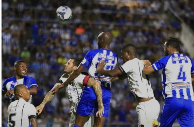 Capturar 31 - Botafogo-PB vence o CSA e vira líder do Grupo A do Nordestão