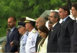 Bolsonaro critica governadores do Nordeste por recusa a colégio militar