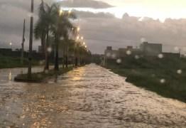 FORTES CHUVAS NO SERTÃO: Rios e barreiros transbordam em várias regiões da Paraíba – VEJA VÍDEO
