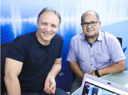 Capturark - NOVOS DESAFIOS: Edmilson Pereira e Adelton Alves se despedem do Sistema Arapuan
