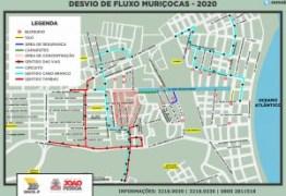 Semob-JP divulga plano de mobilidade para o desfile das Muriçocas do Miramar