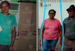 USANDO FACA DE MESA: Filho mata a própria mãe de 62 anos em Piancó
