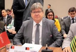 Em carta, João e governadores pedem 'equilíbrio, sensatez e diálogo' a Bolsonaro