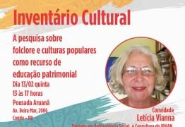 Conde promove II Oficina de Patrimônio e Inventário Cultural