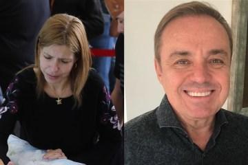 Rose Miriam viuva de Gugu Gugu Liberato - Rose é 'empresária muito bem-sucedida' nos EUA, diz assessoria da família de Gugu Liberato