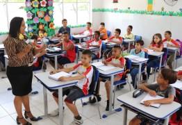 Matrículas para estudantes novatos da rede municipal de João Pessoa começam nesta segunda-feira