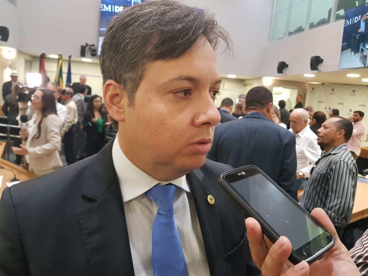 """WhatsApp Image 2020 02 05 at 12.35.30 1 - Júnior Araújo garante que G11 não vai embarcar em manobra da oposição por CPI e impeachment de João: """"O sentimento é de defesa do Governo"""""""