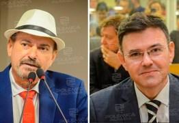 Sob análise da procuradoria da ALPB, Jeová Campos pede arquivamento de impeachment, e Raniery Paulino diz que oposição não faz 'aventura'